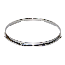 "13"" x 8 Tension 2.5mm Triple Flanged Brass Hoop"