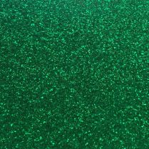 Green Glitter Drum Wrap