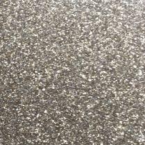 Silver Glitter Drum Wrap