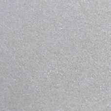 White Glitter Drum Wrap (Full Sheet)